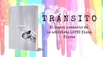 Tránsito, un poemario que se atreve a hablar de la infancia transexual y los patrones de género