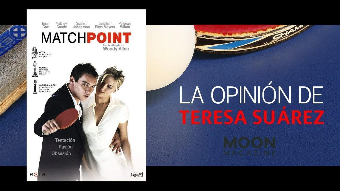 Crítica de Match Point, de Woody Allen 1