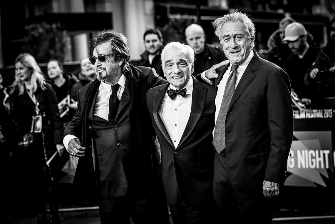 El Irlandés, de Martin Scorsese: Una entrañable y violenta carta de despedida