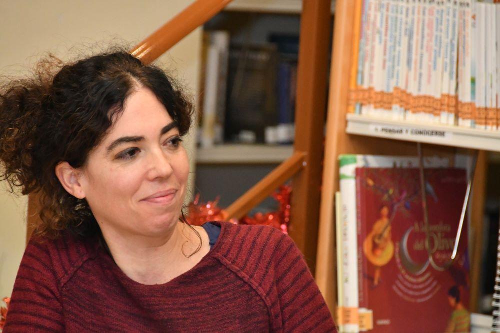 Paula Corroto, periodista