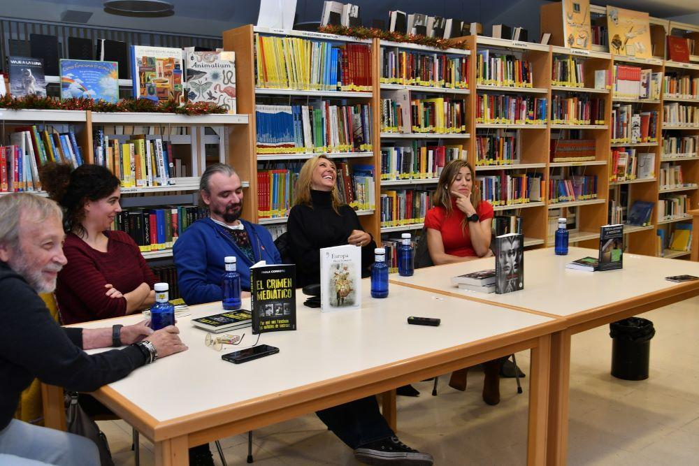 Ficción y realidad: debate entre escritores en Navalanegra IX 2