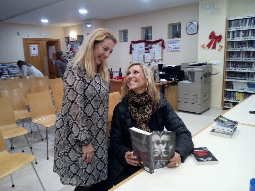 Marta Robles con su última novela