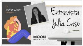 Julia Caso, autora de Vacío en el nido: es una lástima que la infancia dure cada vez menos 1
