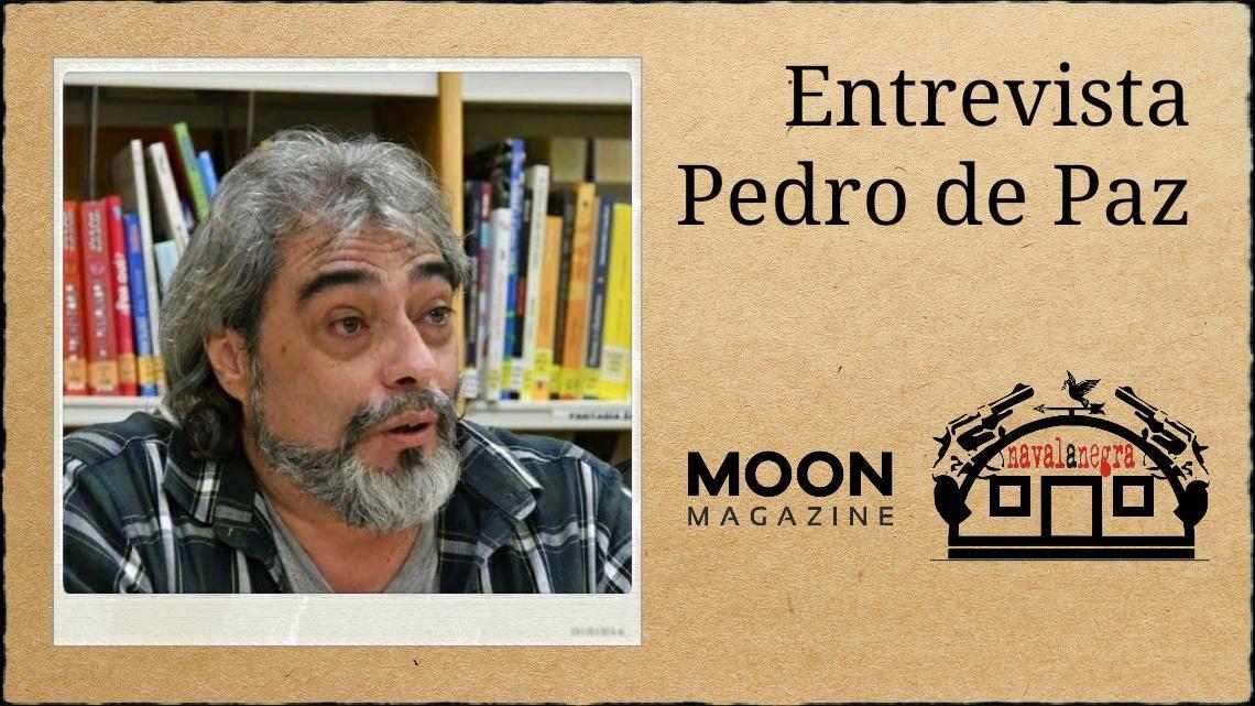 Pedro de Paz: en abril saldrá mi próximo poemario con Tierra Trivium
