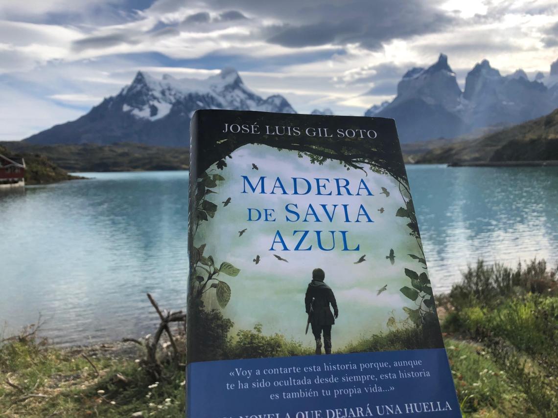Entrevista a José Luis Gil Soto, autor deMadera de savia azul 2