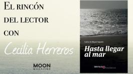 Hasta llegar al mar, de Carlos de Miguel Aguado. Talentura Libros 1