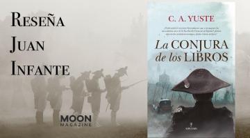 La conjura de los libros, de Carlos Aitor Yuste: La revolución impresa 1