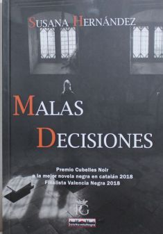 Malas decisiones, de Susana Hernández
