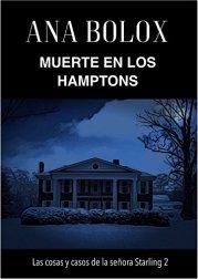 Muerte en los Hamptons, de Ana Bolox: un misterio cozy con mucha nieve... mucha nieve