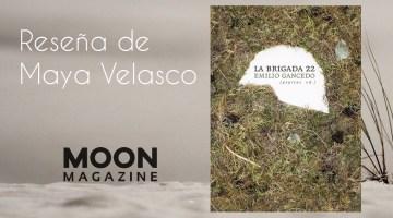 La Brigada 22, primera novela de Emilio Gancedo 1