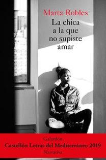 La chica a la que no supiste amar, de Marta Robles: Toni Roures en Castellón