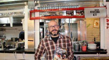 Alejandro Zurdo: Comiendo en las calles de Asia es un libro que te sumerge en el afán de conocer 1