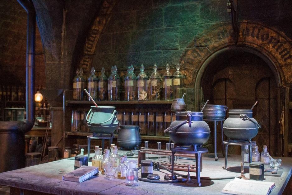 Descubre la magia de Harry Potter en Londres 1
