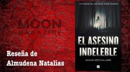 El asesino indeleble, de Marcos Nieto Pallarés: Contemplad mi obra...
