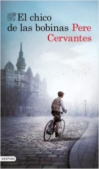 El chico de las bobinas, Pere Cervantes. Un salto