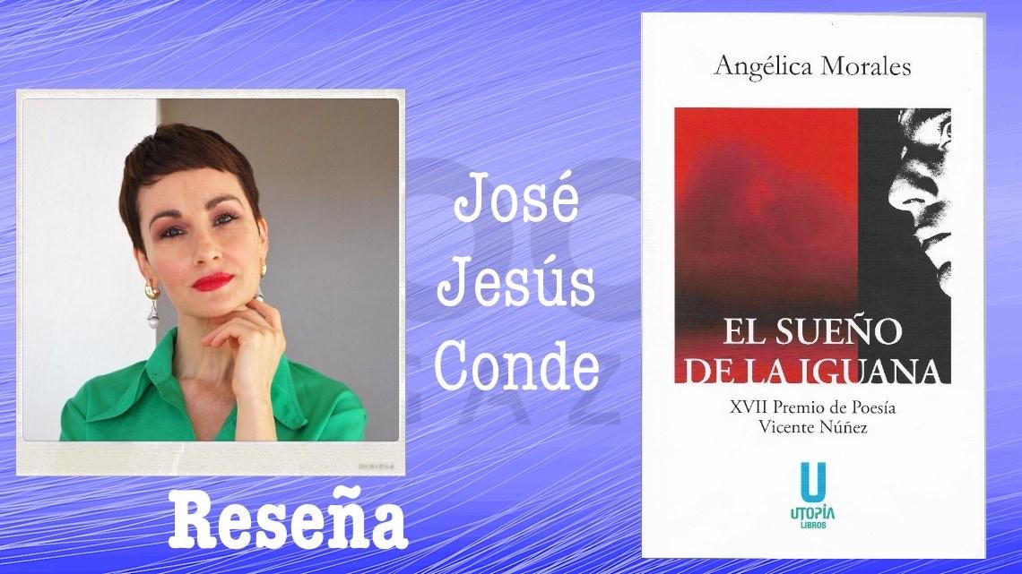El sueño de la iguana, de Angélica Morales: Poesía ágil y elevada 1