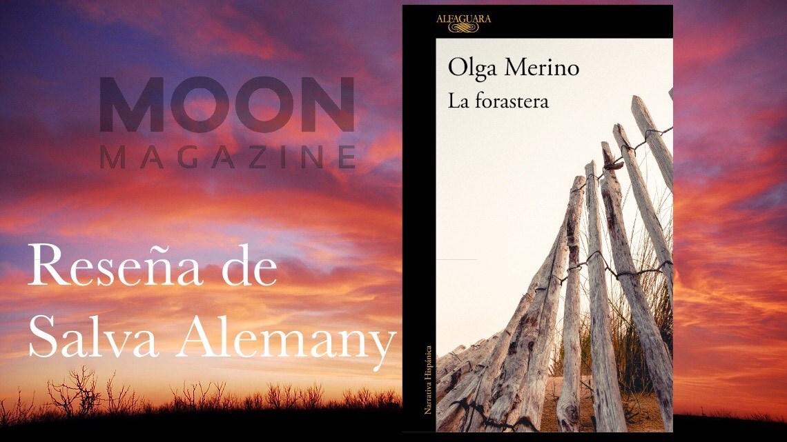 La forastera, de Olga Merino: un western oscuro, sin esperanza, sin compasión 1