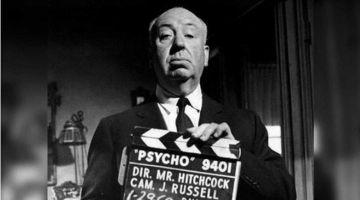 Alfred Hitchcock: El hombre que imaginó asesinar a Marion Crane