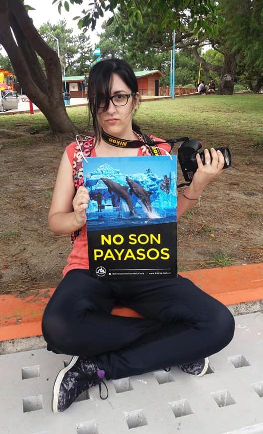 Mujeres que defienden a las orcas 7