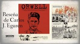 Orwell, de Christin y Verdier. Un cómic biográfico, una oportunidad perdida 4
