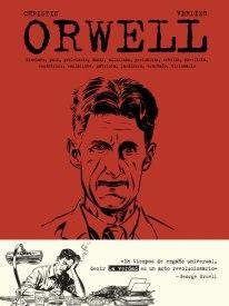 Orwell, de Christin y Verdier. Un cómic biográfico, una oportunidad perdida