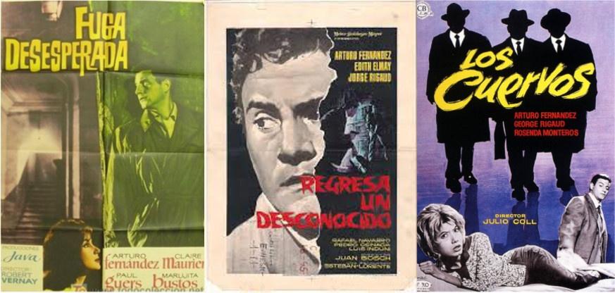 Arturo Fernández. Una filmografía noir 3