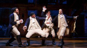 Hamilton, amor y belleza en tiempos de revolución 3