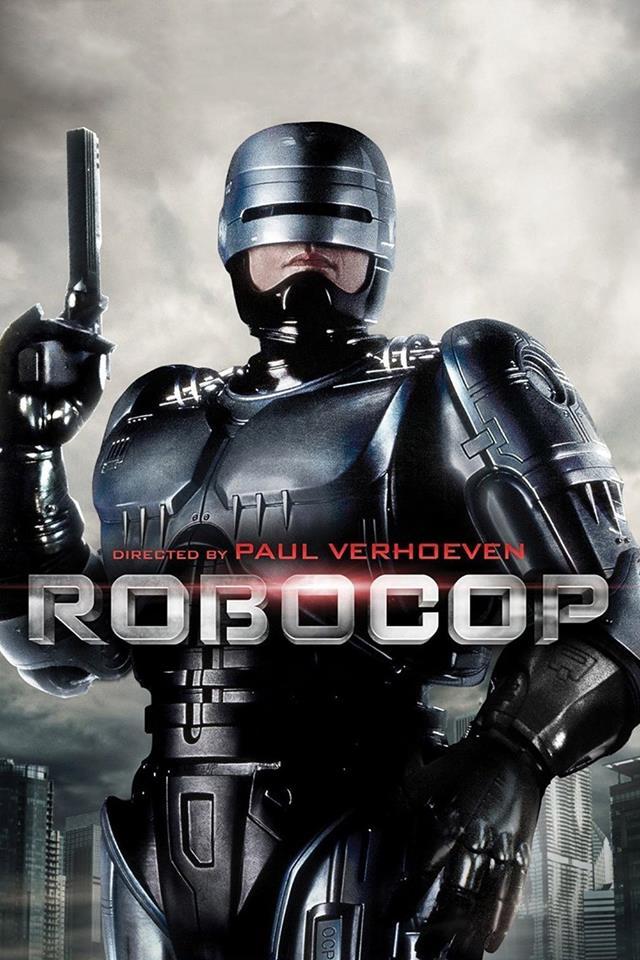 La gloria ímpia de Robocop de Paul Verhoever 1
