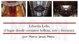 Librería Lello, el lugar donde coexisten belleza, arte y literatura 3
