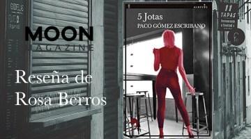5 Jotas, de Paco Gómez Escribano: novela negra a ritmo de blues 1