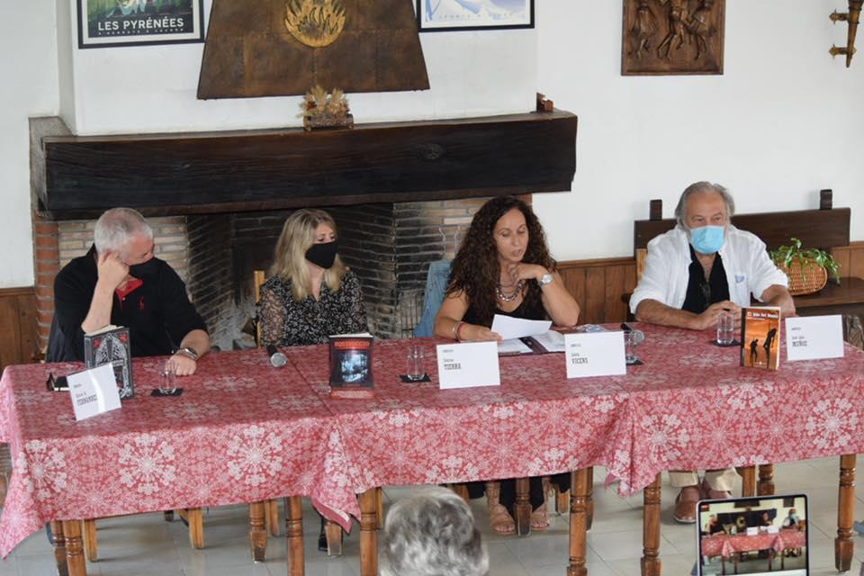 Black Mountain Bossòst: Una magnífica selección de autores en el festival del Valle de Arán 1