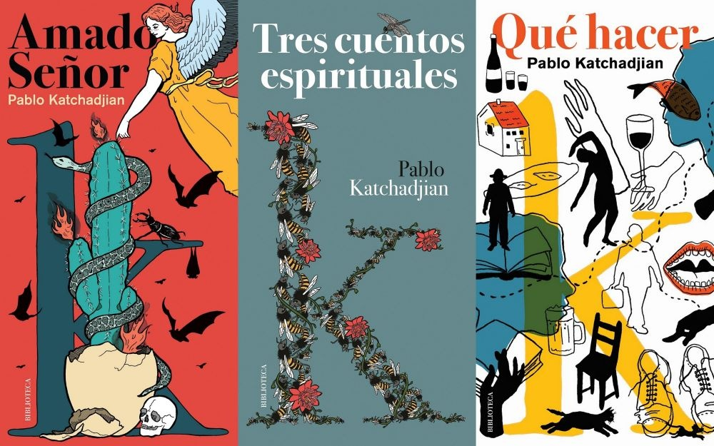 Pablo Katchadjian explicado por sus editores