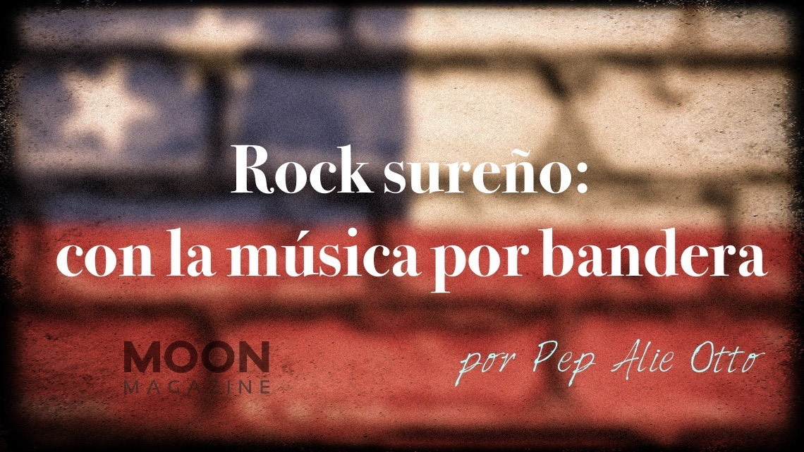 Rock sureño: con la música por bandera (confederada) 7
