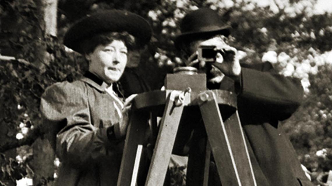 Alice Guy Blaché. Pioneras, la mujer en el cine 6