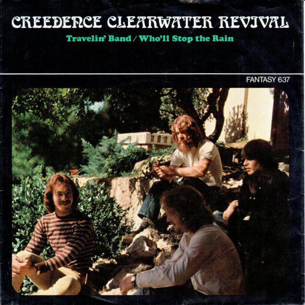 Creedence Clearwater Revival (II). Los tiempos estaban cambiando 3