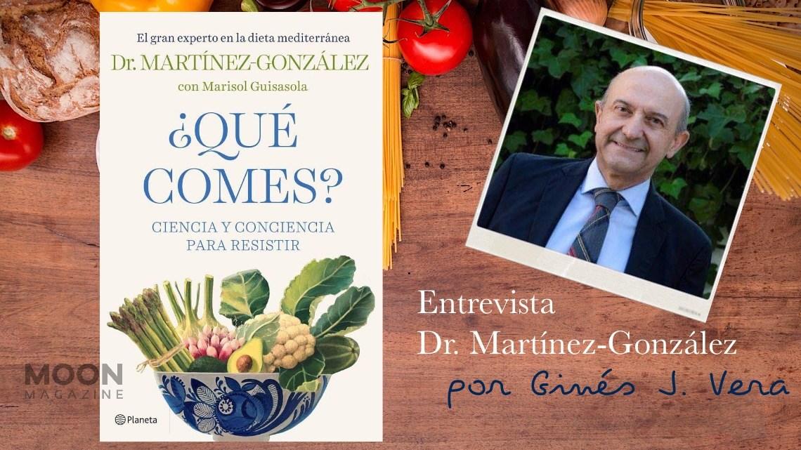 Dr. Martínez-González, autor de ¿Qué comes?: La importancia de un buen estado nutricional ante la COVID-19 1