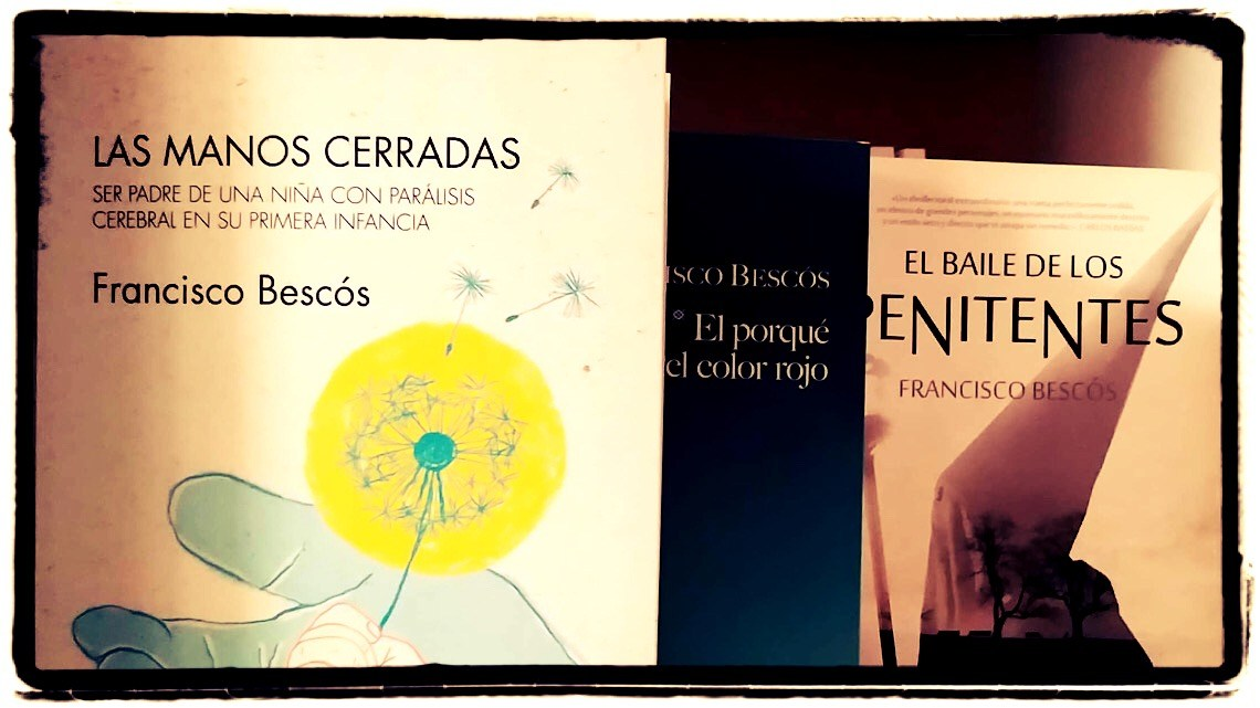 Las manos cerradas, de Francisco Bescós, un viaje sincero a la paternidad y la discapacidad 1