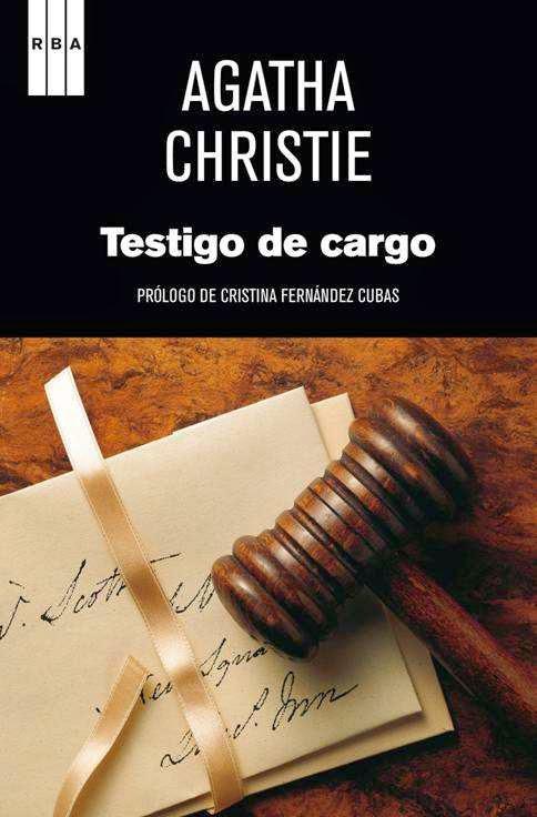 Testigo de cargo: sobre el libro de Agatha Christie y la película de Billy Wilder 1