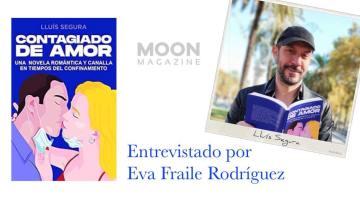 Lluís Segura, autor de Contagiado de amor: «Soy creador de historias o lo que es lo mismo, un cuentista» 1
