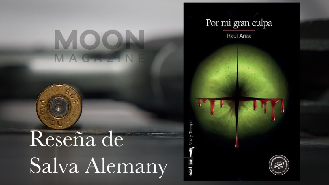 Por mi gran culpa, de Raúl Ariza (Editorial Edaf, 2020)