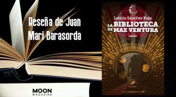 La biblioteca de Max Ventura, de Leticia Sánchez Ruiz. ¿Debemos ordenar nuestra biblioteca? 7
