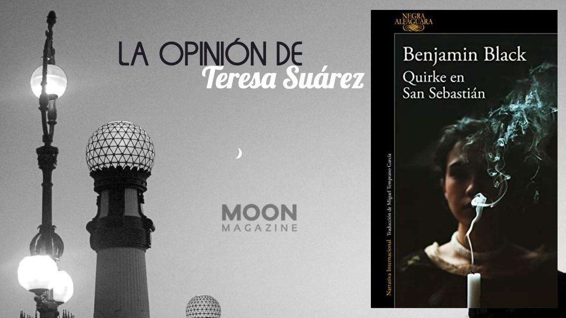 Quirke en San Sebastián, de Benjamin Black 7
