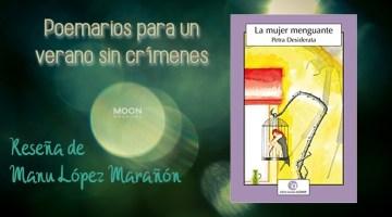 La mujer menguante, Petra Desiderata. Ediciones Azimut (2020) 1