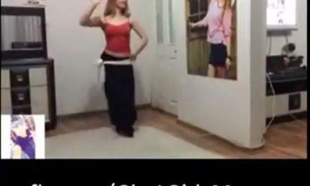 رقص اميرة شات قمر مصر دلع من الاخر 2018