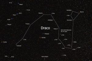 Leyenda Draco 300x200 Draco el Dragon nos observa desde el cielo