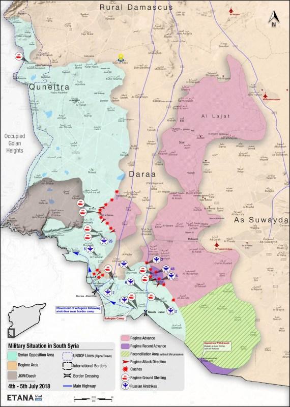 al-Qaïda, Daech, ONU, Propagande, Syrie, Terrorisme, Daraa, Armée arabe syrienne,