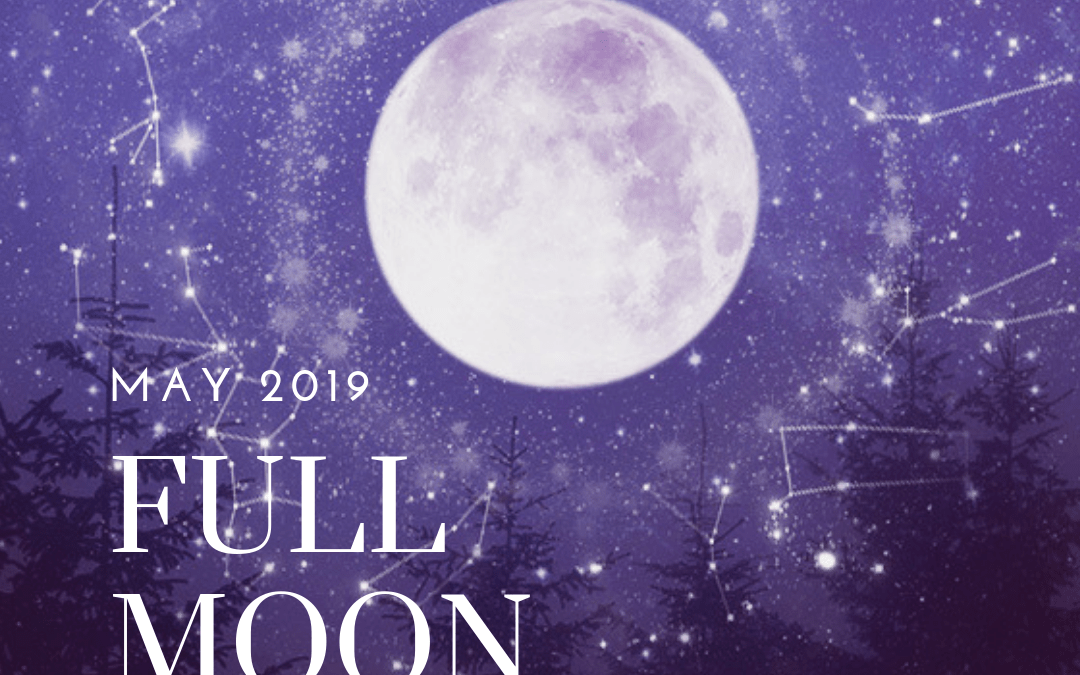 March 2019 and April 2019 Full Moon in Libra
