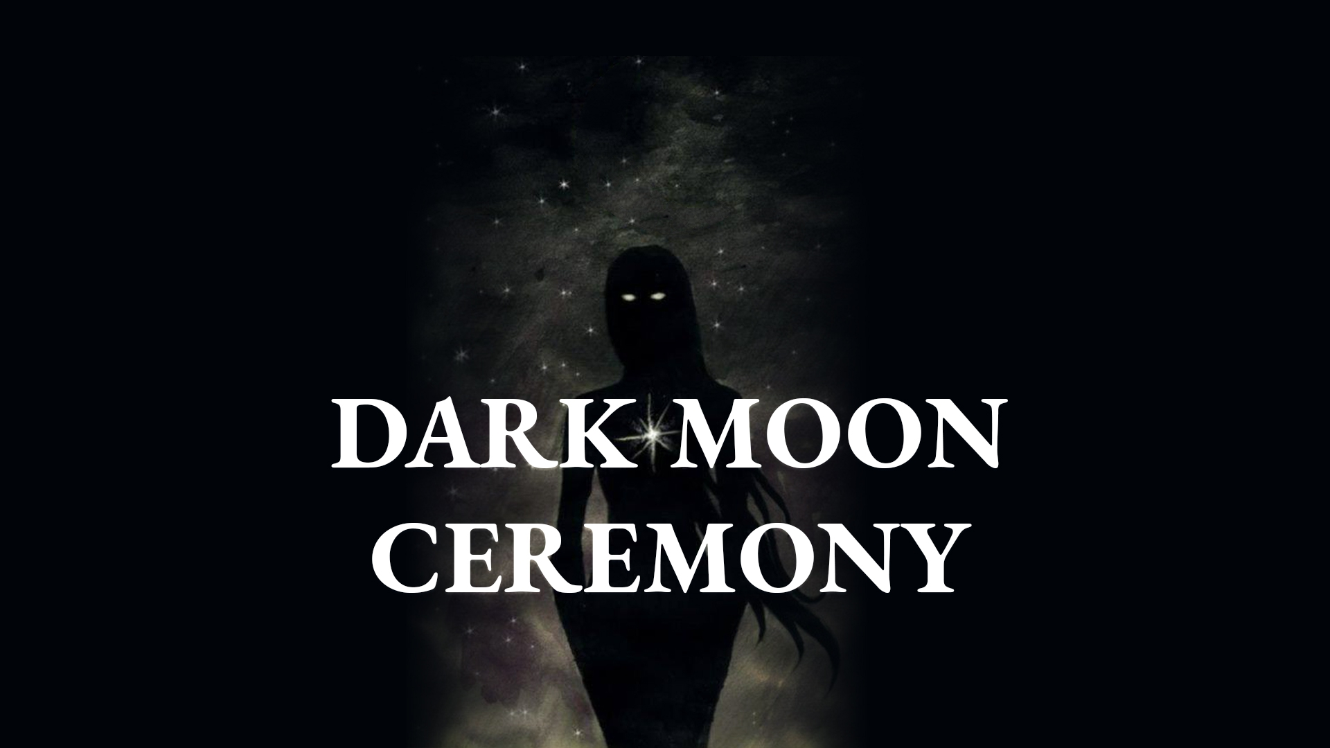 Dark Moon Ceremony - Below Post Banner