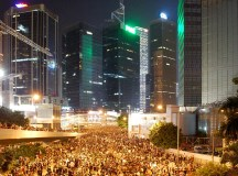 Experts: Hong Kong protest movement success highly improbable