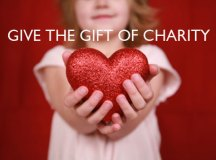 Give the Gift of Charity This Christmas